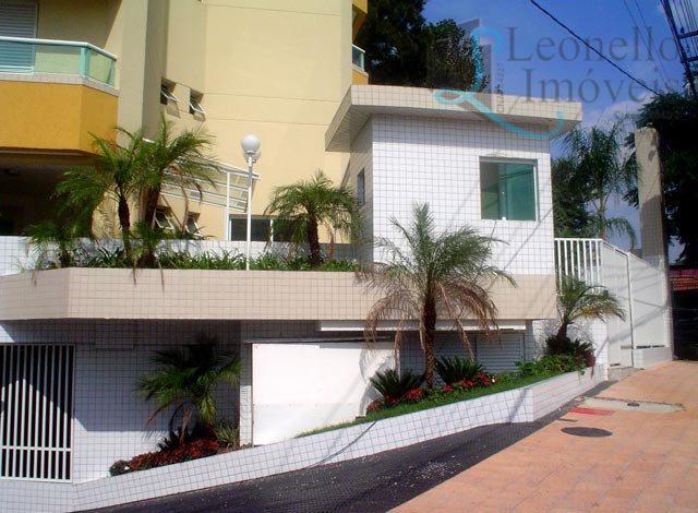 Bairro Jardim - torre Única 3 dorms com 1 st 2 vagas