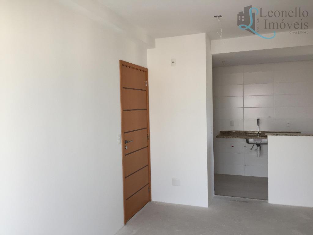 Apartamento residencial à venda, 67 m², 2 dorm, 1 suíte, terraço gourmet e 2 vagas! Vila Gilda, Santo André.
