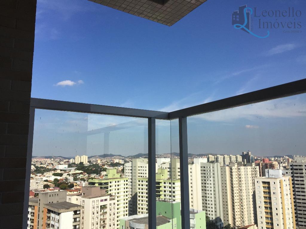 Apartamento residencial à venda, 67 m², 2 dorm, 2 WC e 2 vagas! Vila Gilda, Santo André.