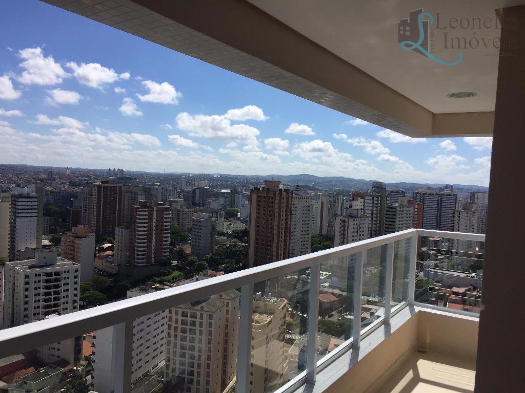 Apartamento à venda, 89 m², 2 suítes, sala ampliada e 3 vagas! Vila Bastos, Santo André.
