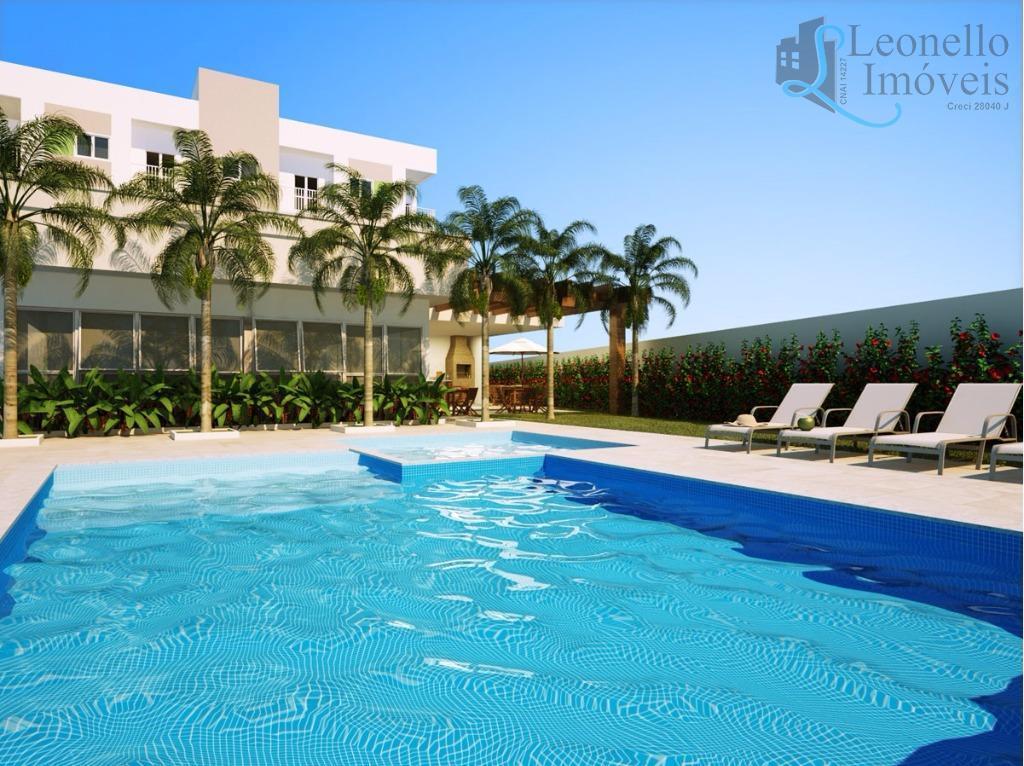 Apartamento residencial à venda, 48 ². Wanel Ville, Sorocaba.