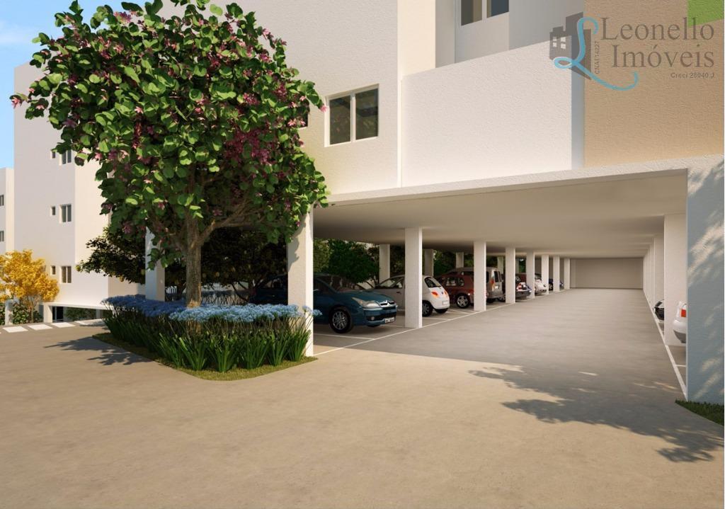 Apartamento residencial à venda, 48 m², Jardim Abatiá, Sorocaba.