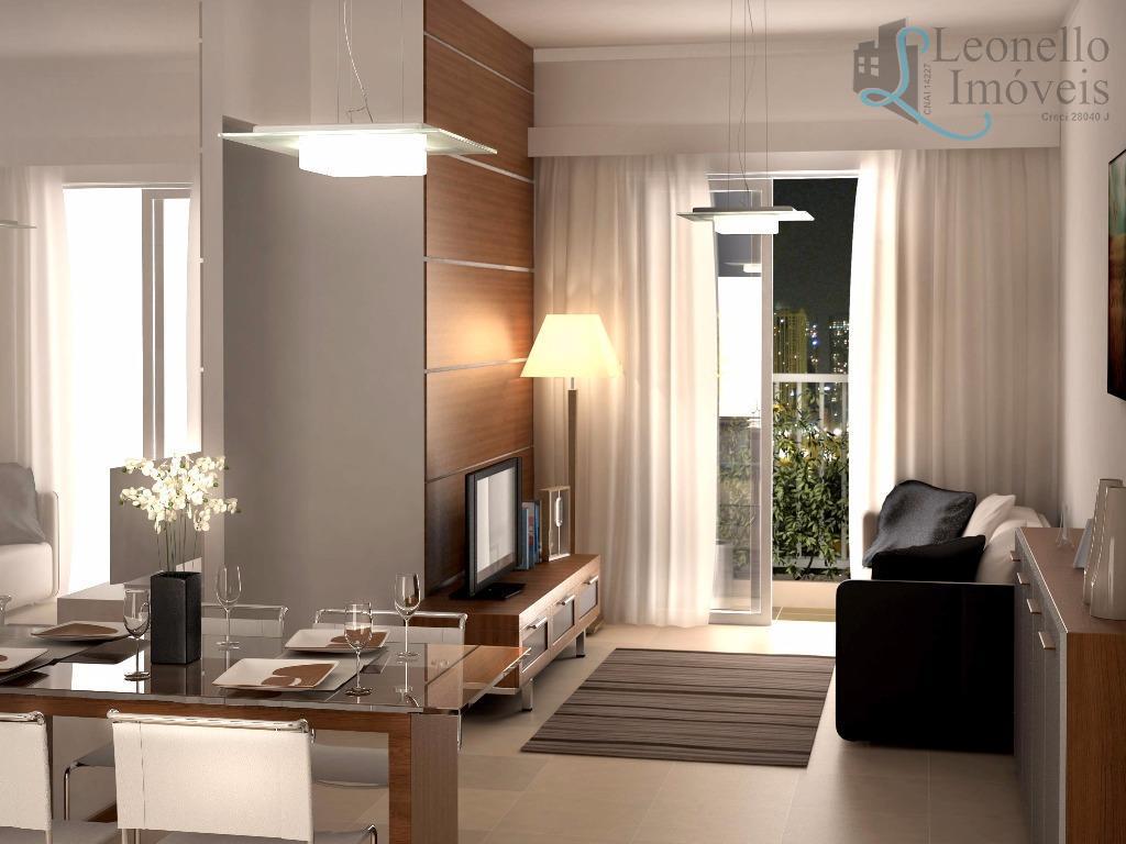 Apartamento Garden residencial à venda. Garden com 71,91 m² no Wanel Ville, Sorocaba.