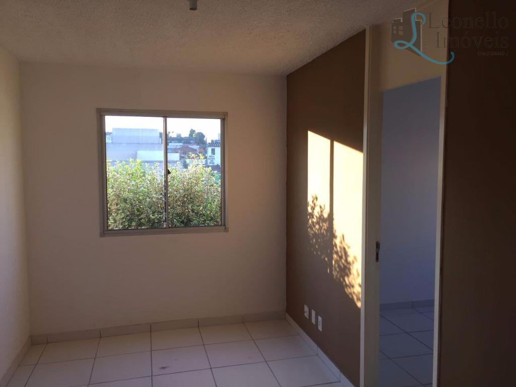 Apartamento residencial para locação. R$ 700,00!!! Vila Lutécia, Santo André.
