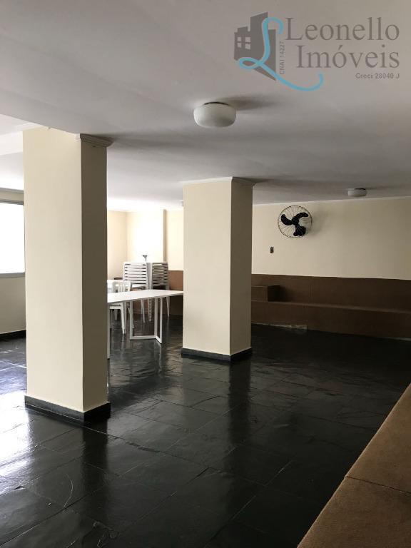 lindo apartamento90 m² de área privativa3 dormitórios 1 suíte2 vagaslazer completo, quadra poliesportiva, piscina adulto e...