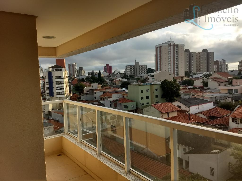 Apartamento residencial para locação, Vila Bastos, Santo André.
