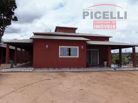 Chácara residencial à venda, Alto Boa Vista, Analândia.