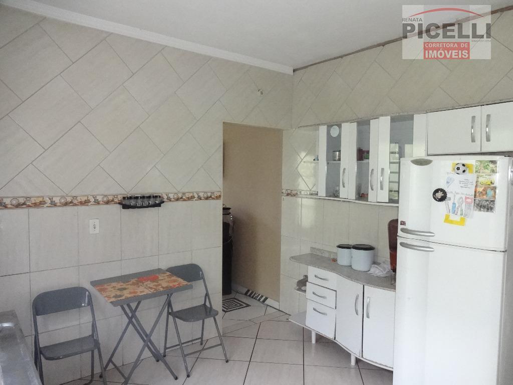 Casa Residencial Venda Vila Industrial Rio Claro
