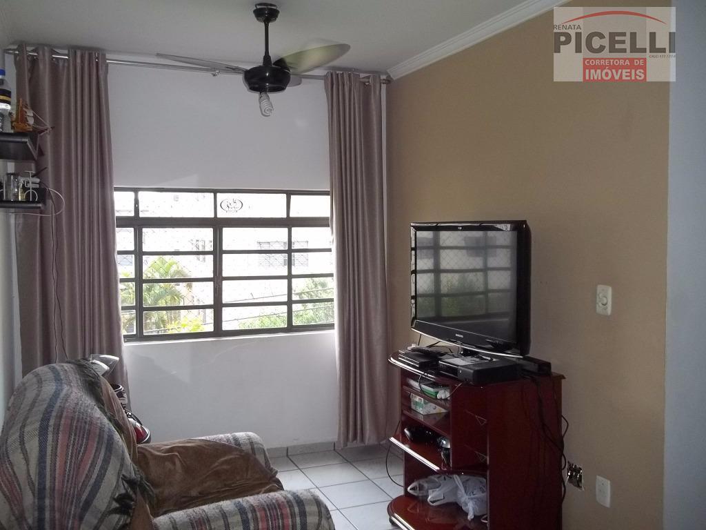 Apartamento residencial à venda, Jardim Inocoop, Rio Claro.