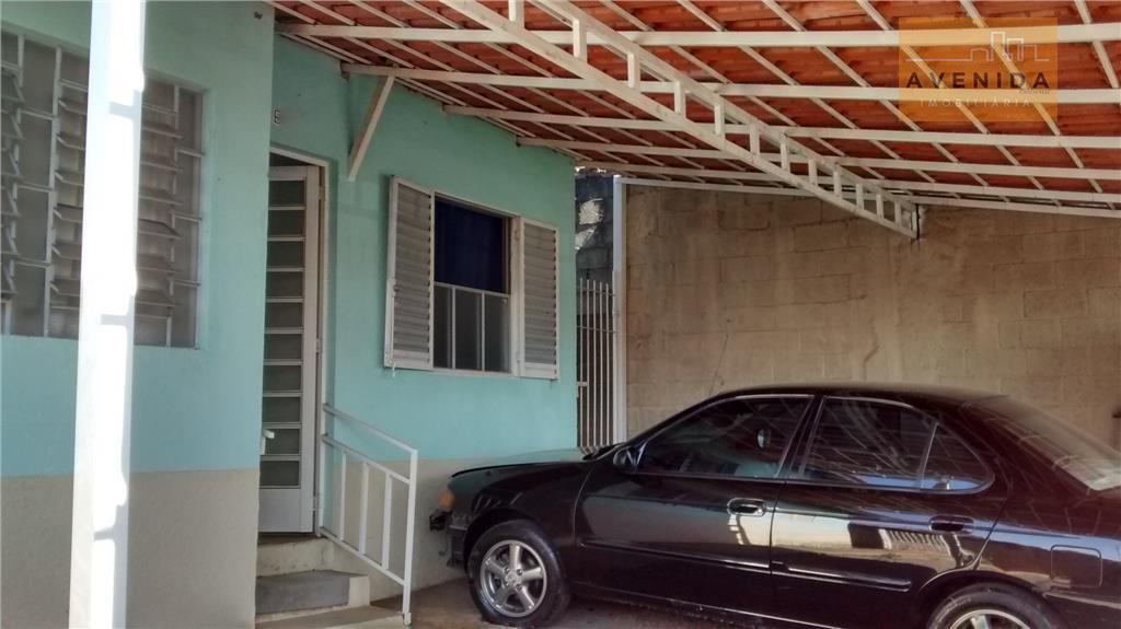 Casa residencial à venda, Vila Monte Alegre III, Paulínia.