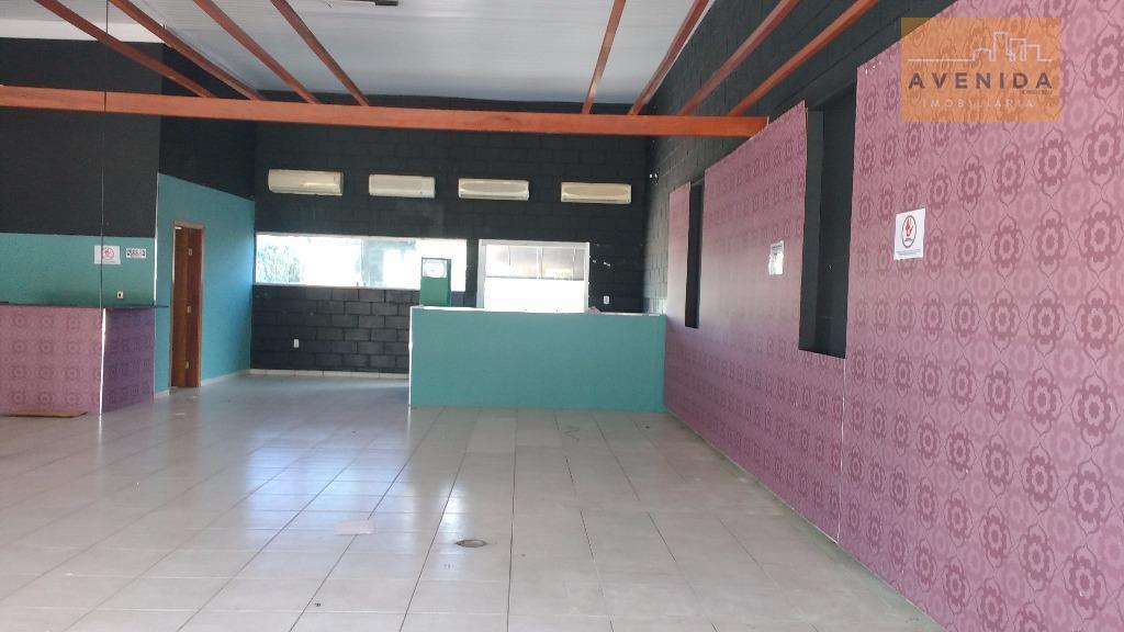 Salão comercial à venda, Jardim Fortaleza, Paulinia.