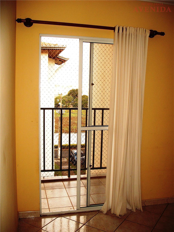 Apartamento residencial para locação, João Aranha, Paulinia.