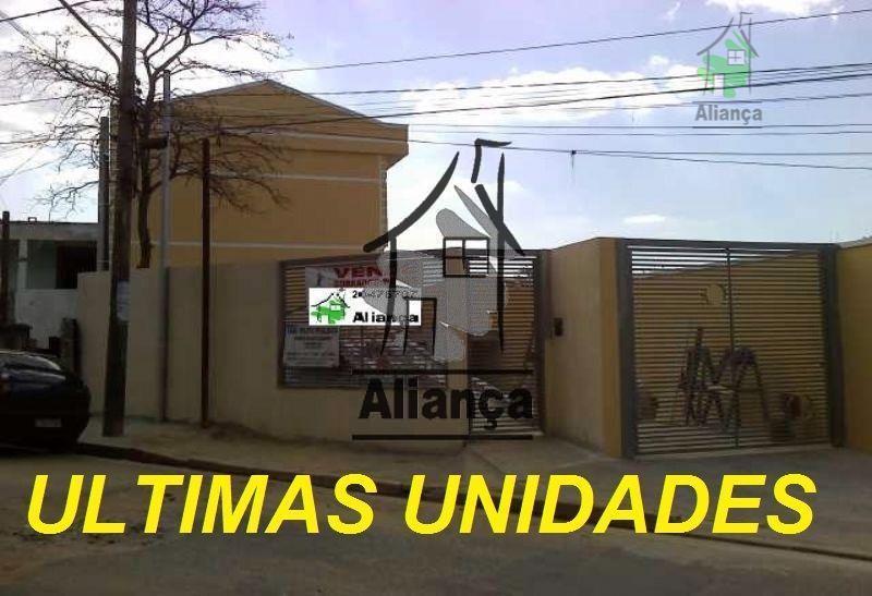 Sobrado residencial à venda, Vila Nova Curuçá, São Paulo - SO0092.