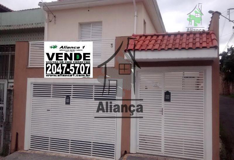 Casa residencial à venda, Penha de França, São Paulo.