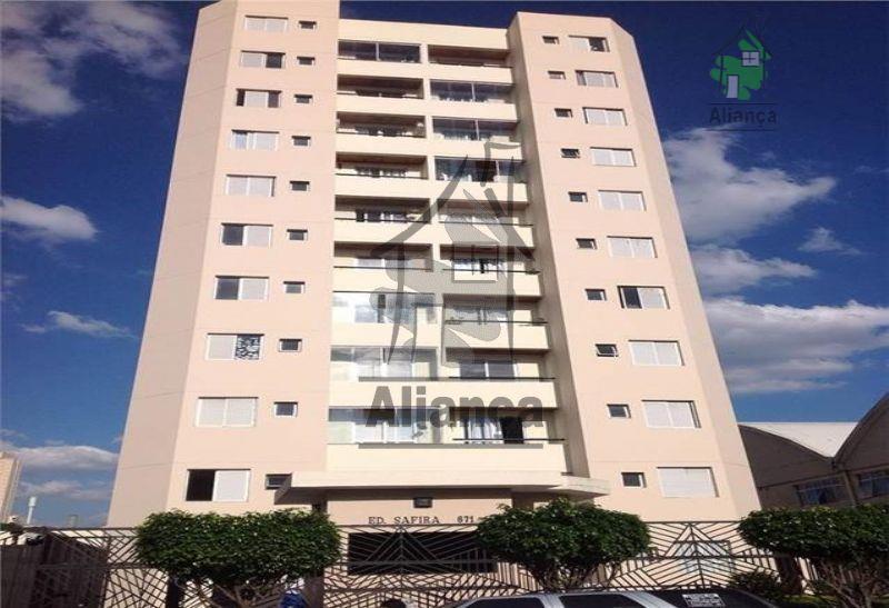 Apartamento residencial à venda, Chácara Santo Antônio (Zona Leste), São Paulo.