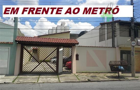 OTIMO SOBRADO EM FRENTE À ESTAÇÂO  VILA MATILDE, IMPERDIVEL