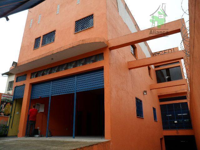 Salão comercial para locação, Itaquera, São Paulo - SL0011.