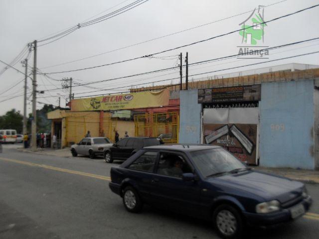Galpão no Jardim Danfer, 200mts em avenida