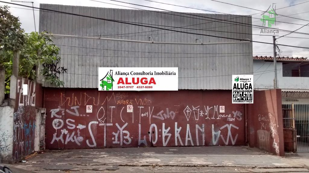Galpão de Av em Itaquera (xv de Novembro