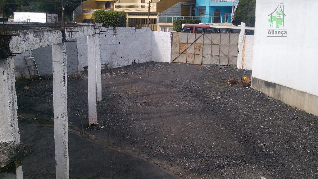 Terreno com cobertura Cidade Lider