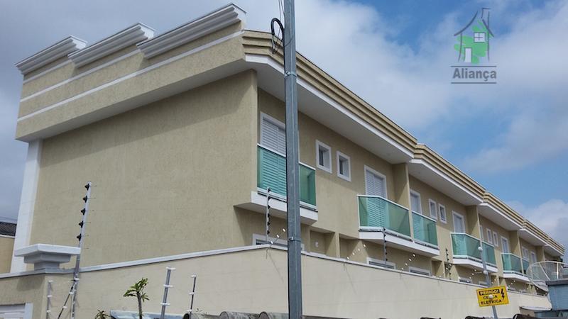 Sobrados novos Vila Matilde 2 suites em condominio fechado