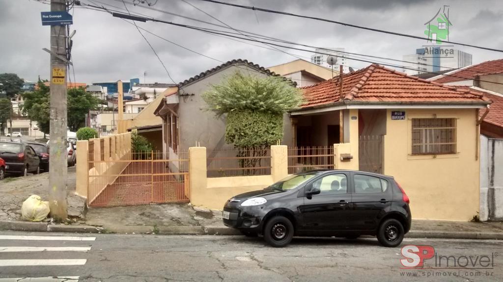 terreno de esquina na vila formosa para construção de sobrados