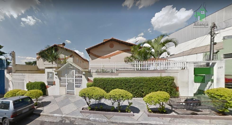 Sobrado 3 dorms, condominio fechado, estação Vila Matilde