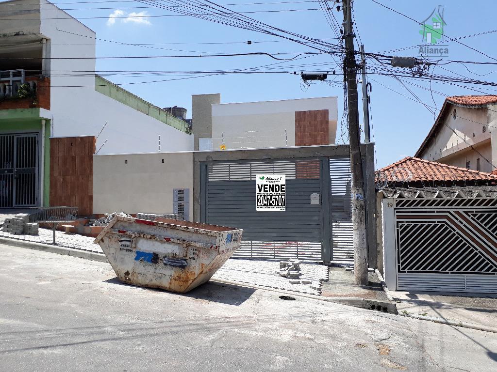 Sobrados novos, lançamento Metro Shopping  Itaquera
