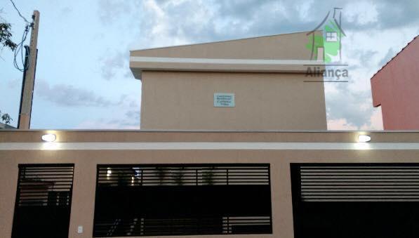 Sobrados novos em Ermelino Matarazzo, 2 suites, 2 vagas