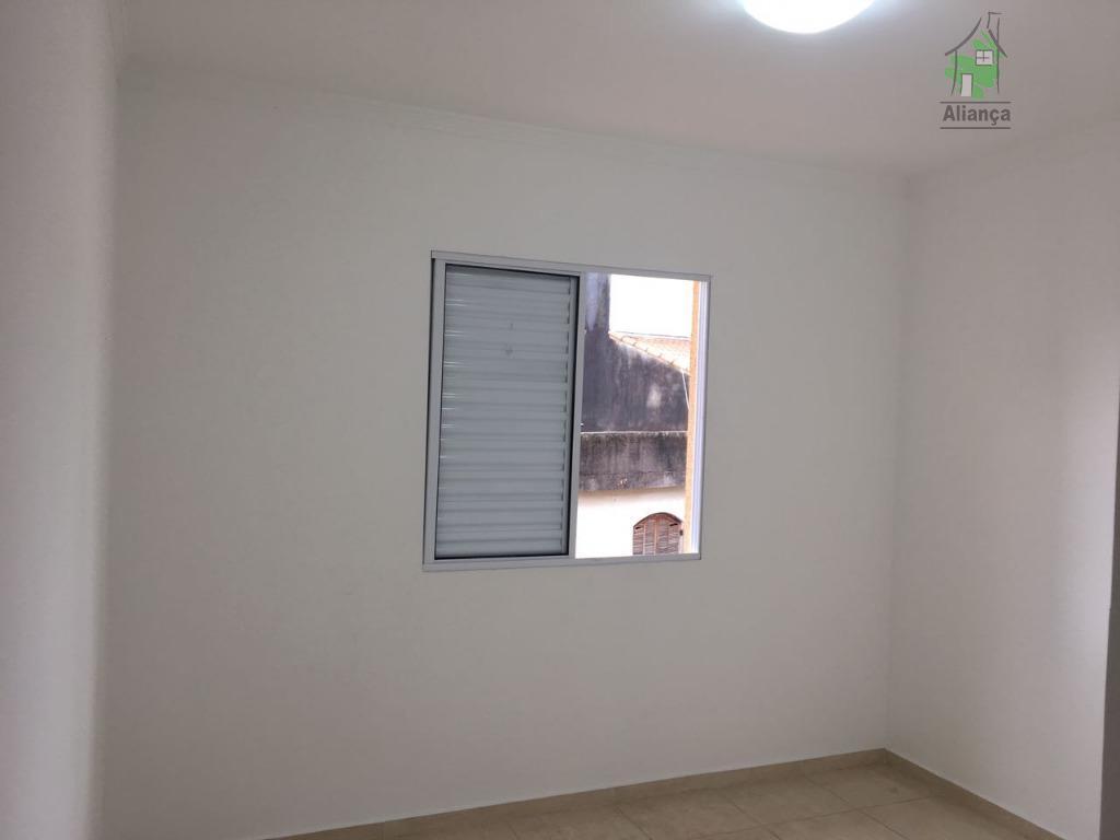 sobrado novo na vila nova york, 110 mts de construção, 3 suites com sacada, ampla sala...