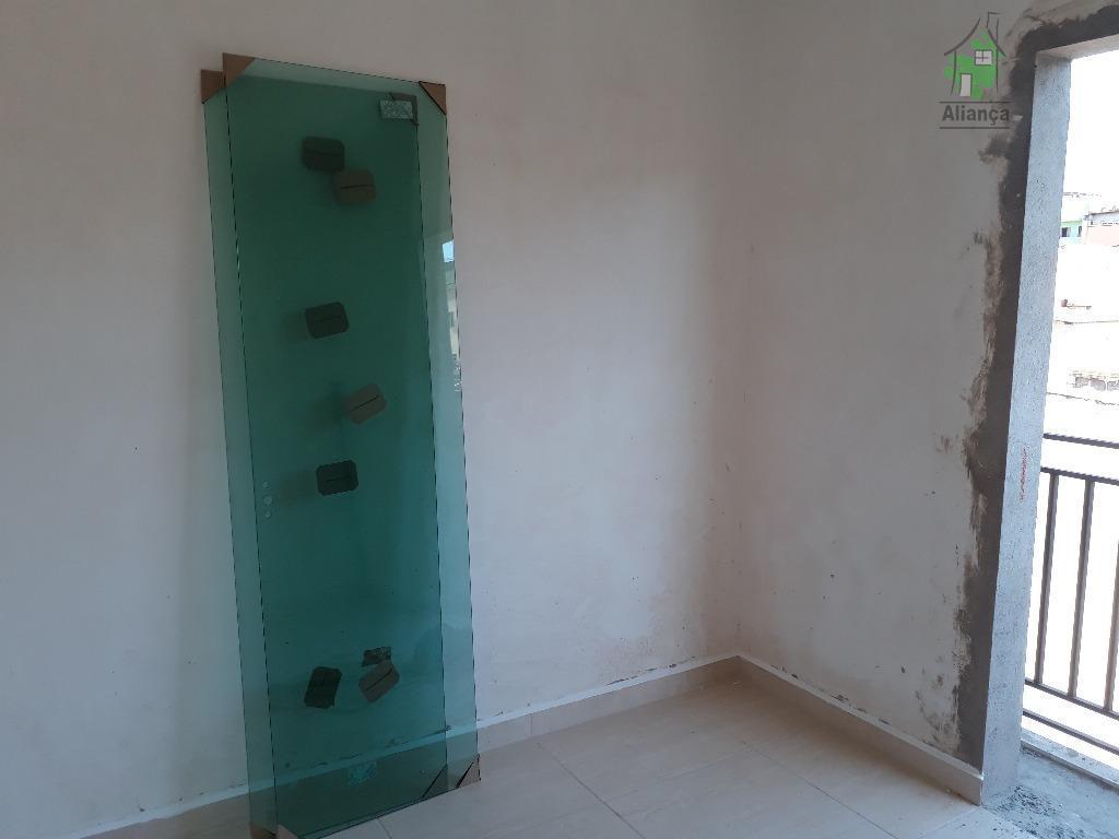 sobrados novos na vila carmosina proximo á estação dom bosco, 2 suites, com sacada, sala 2...
