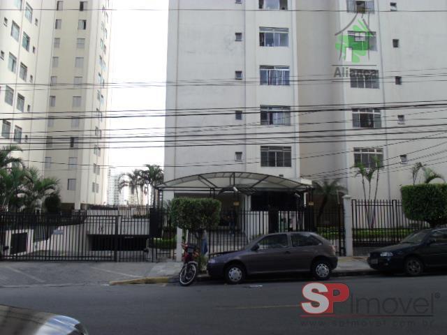 Apartamento Tatuapé 2 dorms, condominio Brasil