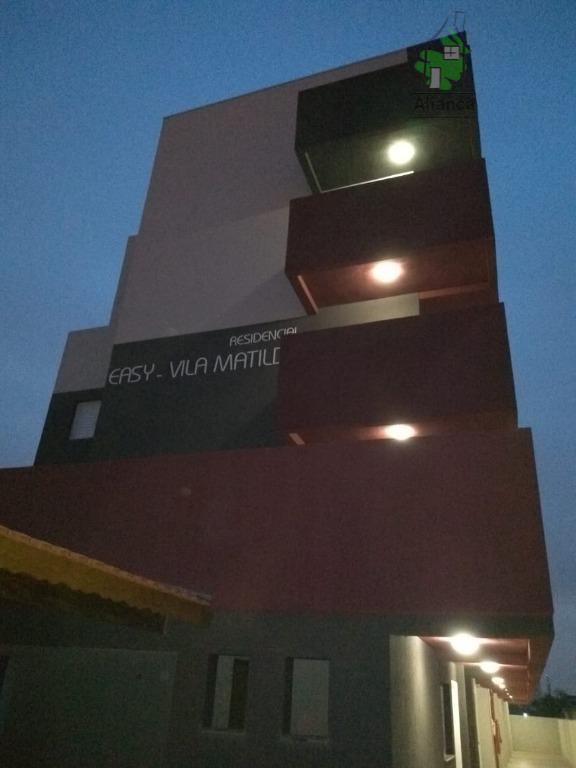Lançamento Vila Matilde, aptos de 1 e 2 dormitorios