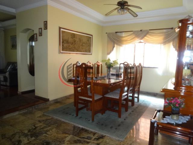 Sobrado residencial à venda, Campestre, Santo André - SO0001.