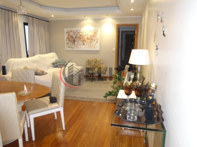 Apartamento residencial à venda, Vila Gilda, Santo André - AP0020.