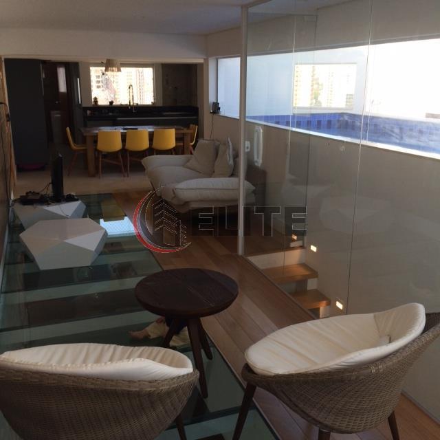 Cobertura residencial à venda, Vila Bastos, Santo André - CO0018.