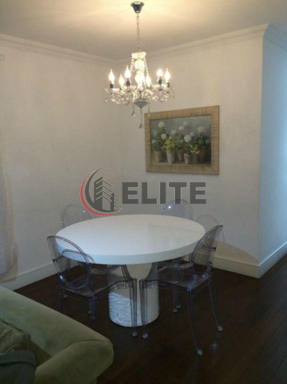 Apartamento residencial à venda, Campestre, Santo André - AP0286.