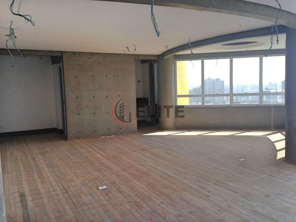 Apartamento residencial à venda, Bairro Jardim, Santo André - AP0296.