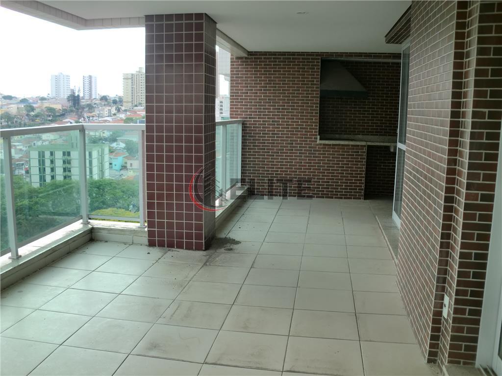 Apartamento residencial à venda, Bairro Jardim, Santo André - AP0277.