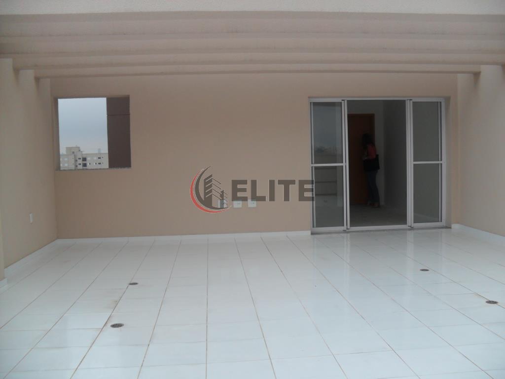 Cobertura residencial à venda, Campestre, Santo André - CO0017.
