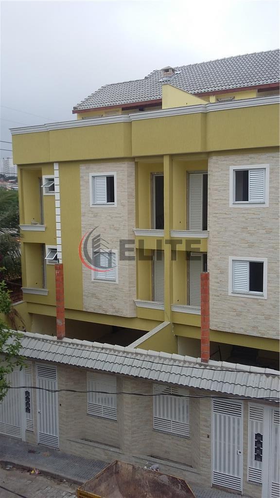 Bairro Jardim - NOVO E MODERNO -Sem condominio - 50 m² A.U.