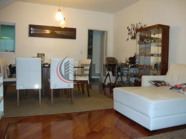 Sobrado residencial à venda, Vila Scarpelli, Santo André - SO0090.