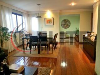Apartamento residencial à venda, Bairro Jardim, Santo André - AP0699.