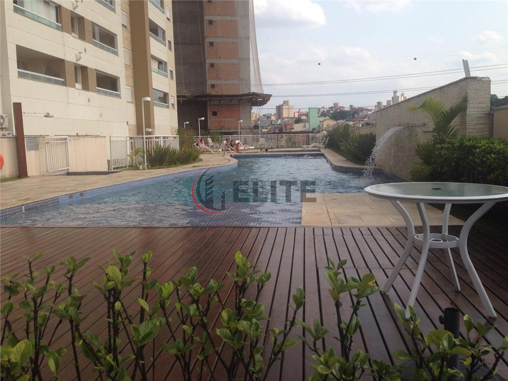 Apartamento no Bairro Campestre, Santo André.