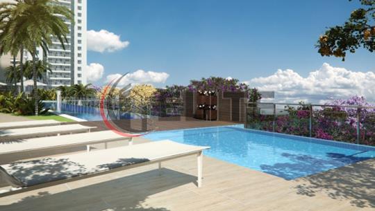 jardim park house maravilhoso apartamento b. jardim - lazer conceito club2 dormitorios, sendo 1 suite, sala...