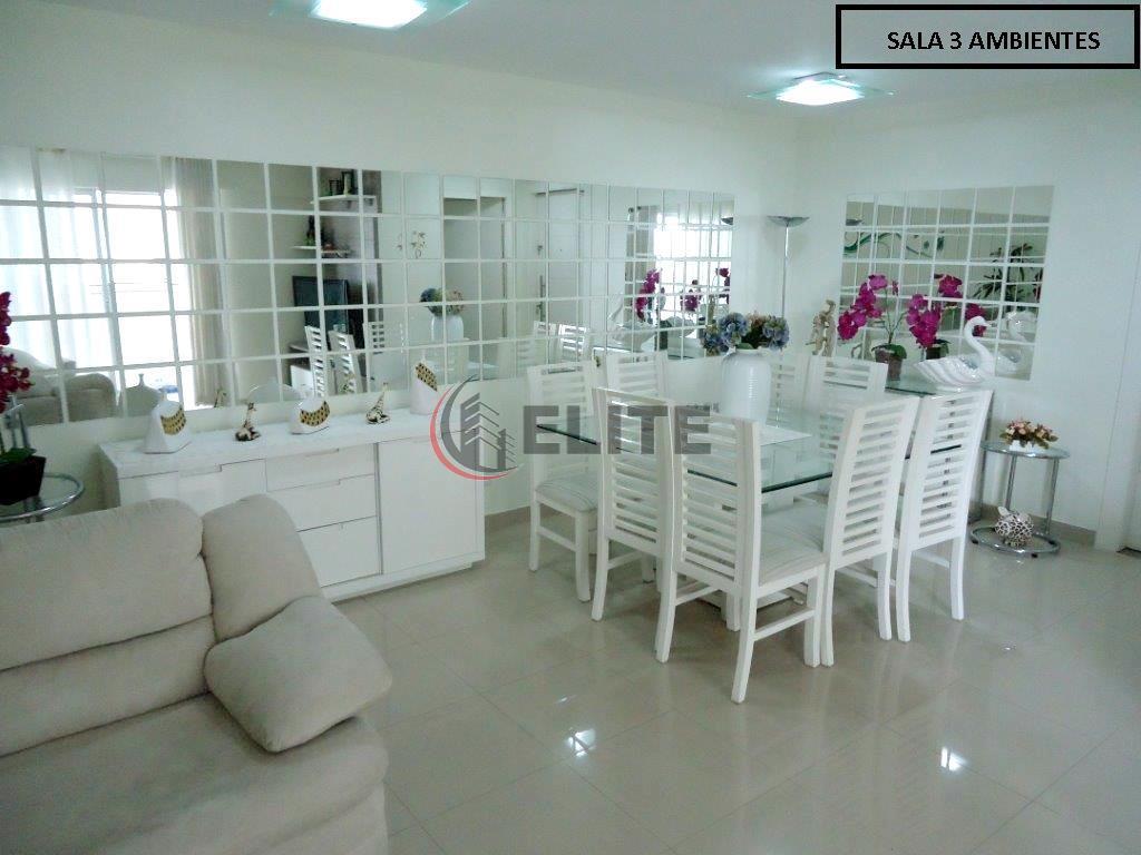 Apartamento Bairro Campestre - 3 Vagas