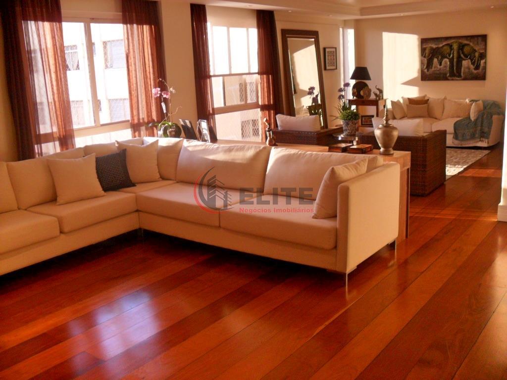 Apartamento residencial à venda, Vila Assunção, Santo André - AP2085.