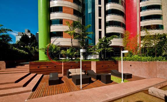 Apartamento residencial à venda, Santa Paula, São Caetano do Sul - AP2129.