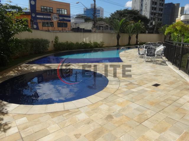 Apartamento residencial à venda, Jardim do Mar, São Bernardo do Campo - AP2153.