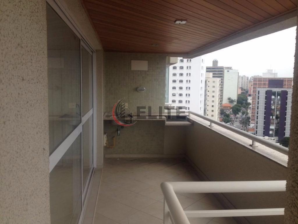 Apartamento residencial à venda, Casa Branca, Santo André - AP1686.